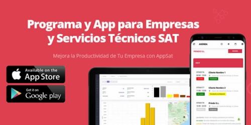 ¿Qué Puede Realizar un Usuario Desde la App Móvil de AppSat?