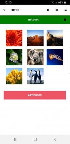 Añadir o Eliminar Fotos a la Orden de Trabajo - App Móvil