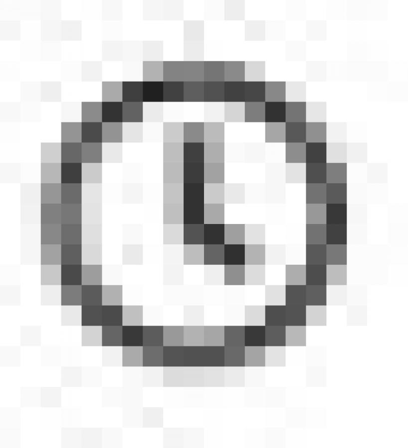 icono reloj registro laboral